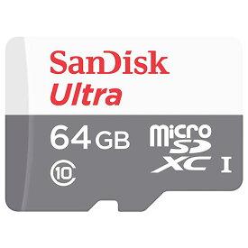 【ネコポス便配送制限12点まで】SanDisk SDSQUNR-064G-GN3MN[並行輸入海外パッケージ]