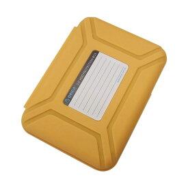 《在庫あり》ORICO Technologies 3.5インチハードディスク収納ケース オレンジ [PHX-35OG]