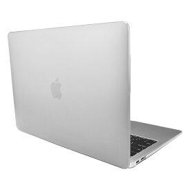 《在庫あり》Apple M1 MacBookAir対応製品 SwitchEasy NUDE hardshell case for MacBook Air 13inch 2020 [SE_M23CSPCN1_TR]
