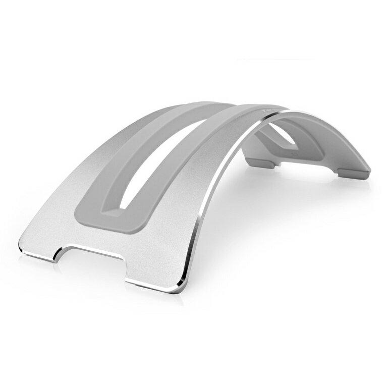 《在庫あり》Twelve South BookArc アルミニウム for MacBook v2 シルバー [TWS-ST-000037]