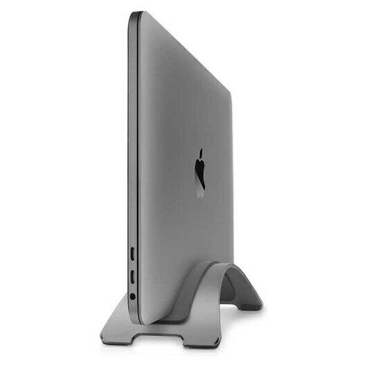 《在庫あり》Twelve South BookArc アルミニウム for MacBook v2 スペースグレイ [TWS-ST-000038]