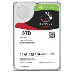 《在庫あり》Seagate(シーゲート)IronWolf 8TB [ST8000VN004]