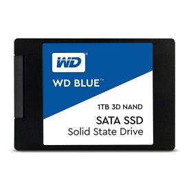 《在庫あり》WD Blue SSD 1TB [WDS100T2B0A]
