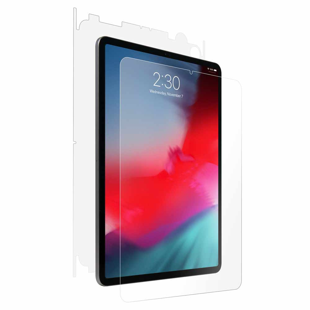 "《在庫あり》Apple iPad Pro 11"" (2018) Clear Skins Full Body Protection [DFUC0-APF1-9E0]"