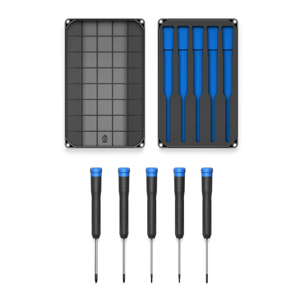 《在庫あり》iFixit Pro Tech Screwdriver Set 5-piece Standard [IF145-396-1]