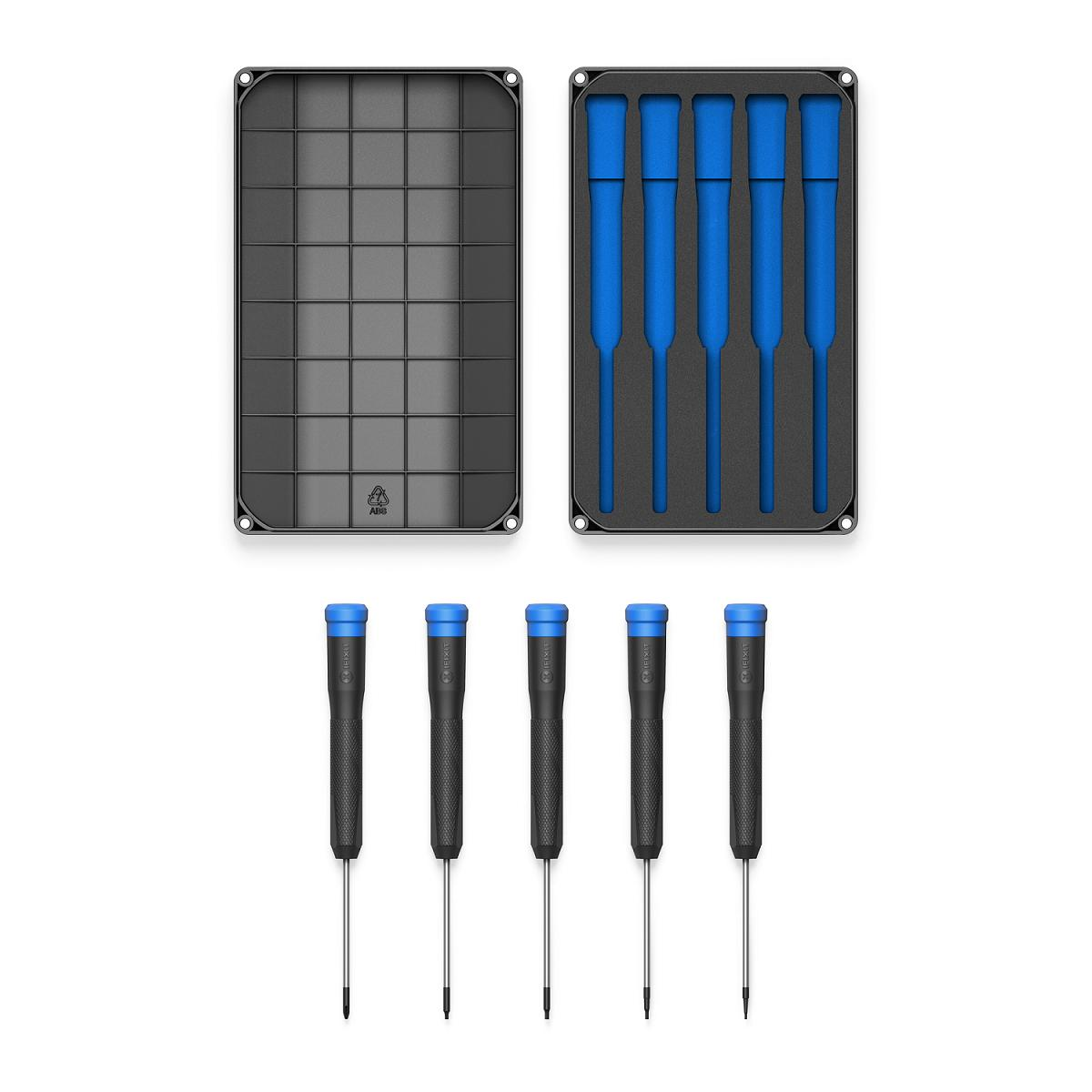 《在庫あり》iFixit Pro Tech Screwdriver Set 5-piece Specialty [IF145-397-1]