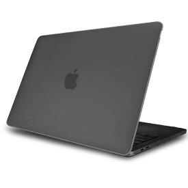 《在庫あり》Switcheasy NUDE MacBookPro13inch 2020 Transparent Black SE_PC7CSPCN2_TB [GS-105-120-111-66]