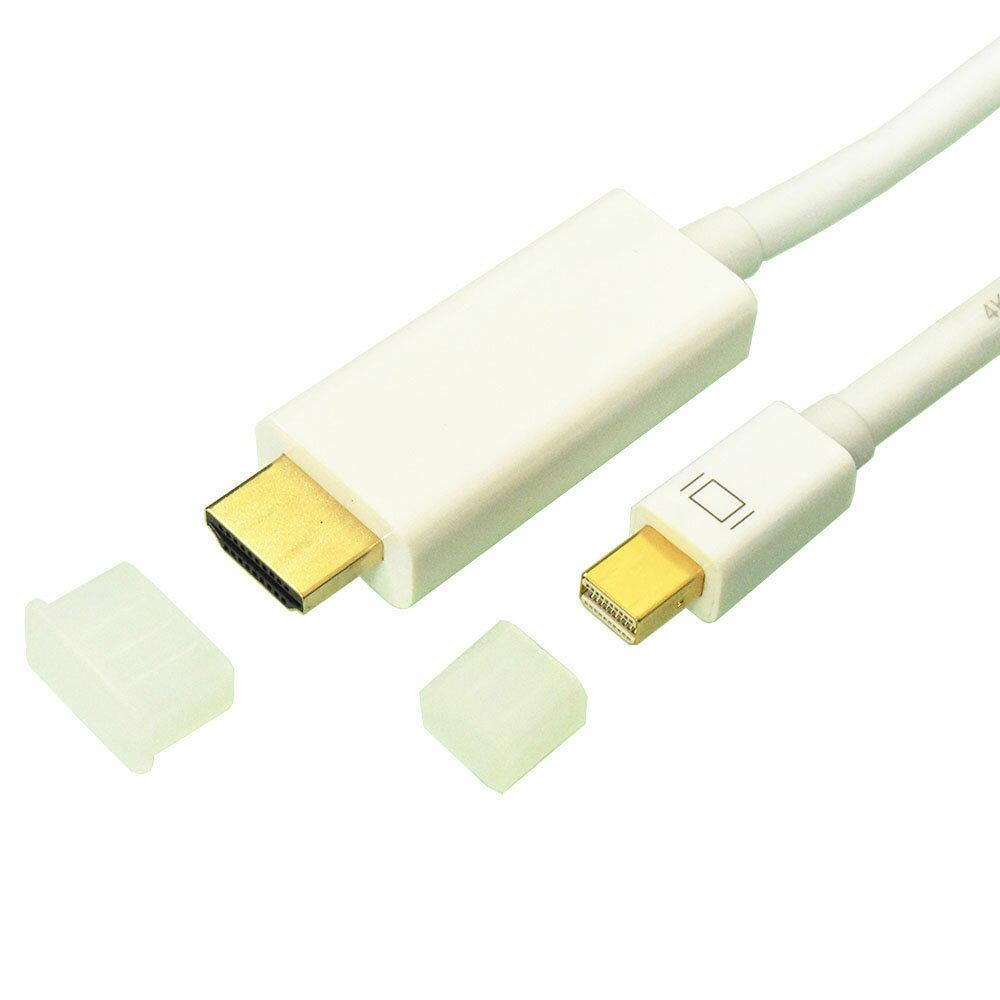 《在庫あり》Mini display Port HDMI変換ケーブル 3m 4K/60p対応 アクティブケーブル [LDC-4K60MDH30]