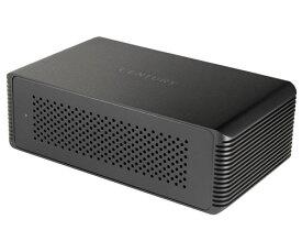 《在庫あり》CENTURY(センチュリー) M.2 NVMe SSD to Thunderbolt3 アルミケース[CAM2NVTB3]