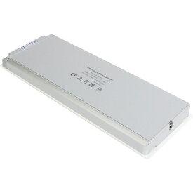 《在庫あり》A1185 旧MacBook13インチ ポリカーボネート ホワイト 用交換バッテリー [BT-MB13WH-06-E09]