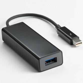 《재고 있어》Thunderbolt Single Port USB3. 0 Dongle [TBT-USB3]