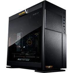 【送料無料】【新品】サードウェーブ ゲーミングデスクトップPC GALLERIA GAMEMASTER GMBC505T [Core i5・メモリ 8GB・GTX 1050] (GAMEMASTER_GMBC505) [ゲーミングPC ゲーミング eスポーツ]