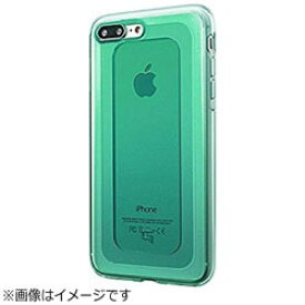 坂本ラヂヲiPhone 7 Plus用 GRAMAS COLORS GEMS Hybrid Case エメラルド グリーン CHC476PGR