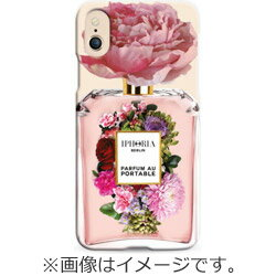 IPHORIA【在庫限り】 Case for Apple iPhone X - Perfume Flower Bouquet 14836 [振込不可]