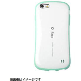 HAMEE iPhone 6s Plus/6 PluS用 iFace First Class Pastel ケース ホワイト/ミント IP6PIFACEFIRSTPTLMT [振込不可]