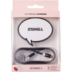 IPHORIA QI Charger wireless − Speechbubble OHLALA 15393 [振込不可]