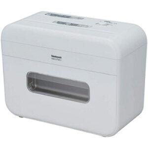 Nakabayashi パーソナルシュレッダ デスクトップ ライトグレー [マイクロカット /A4サイズ /CDカット対応] NSEDTM01LG