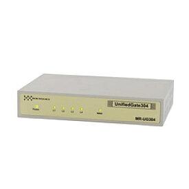 マイクロリサーチ DDNSサーバー機能 4ポートスイッチングHUB搭載 UnifiedGate304 MR-UG304D MRUG304D