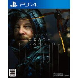 ソニー・インタラクティブエンタテインメント DEATH STRANDING (デスストランディング) 通常版 【PS4ゲームソフト】 デスストランディング