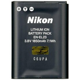 Nikon(ニコン) Li-ionリチャージャブルバッテリー EN-EL23 ENEL23
