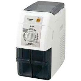 ZOJIRUSHI(象印マホービン) 家庭用精米機 「つきたて風味」(1〜10合) BR-WA10-WA ホワイト BRWA10