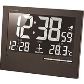 アデッソ 壁掛け電波時計 ウォール電波クロック AK62 AK62