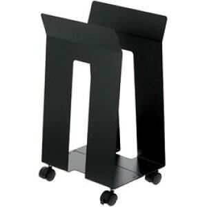 山崎実業 ダンボール&紙袋ストッカー フレーム ブラック(Corrugated Cardboard Box&Paper Bag Stocker Frame BK) ブラック 03302 03302
