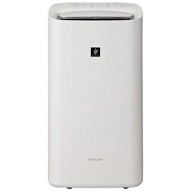 SHARP(シャープ) KI-LD50-W 除加湿空気清浄機 ホワイト系 [適用畳数:21畳 /最大適用畳数(加湿):11畳 /PM2.5対応] KILD50 [振込不可]