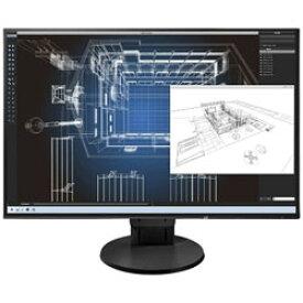 EIZO(エイゾー) FlexScan EV2456-RBK(ブラック) 24.1型LEDバックライト搭載液晶モニター[1920×1200/IPS/DisplayPort・DVI-D・HDMI・VGA] EV2456RBK