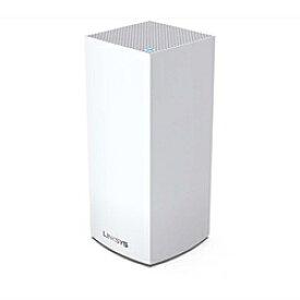 LINKSYS Wi-Fi 6 + メッシュWi-Fiルーター MX5300-JP Velop トライバンド メッシュ ホワイト Wi-Fi 6 ax/ac/n/a/g/b MX5300-JP ホワイト [Wi-Fi 6(ax)/ac/n/a/g/b] MX5300JP