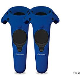 HYPERKIN Hyperkin Gelshell Wand Silicone Skin for HTC VIVE (2pcs/pack)-Blue M07201-BU M07201BU