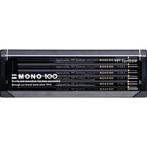 トンボ鉛筆 鉛筆モノ100 3H MONO-1003H MONO1003H