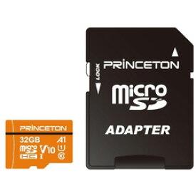 PRINCETON(プリンストン) RPMSDA-32G 32GB microSDHCカード UHS-I A1対応 RPMSDA32G