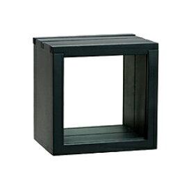 万丈 3スライドBOX フロート 10角 ブラック 3SLFL-10BK 3SLFL10BK