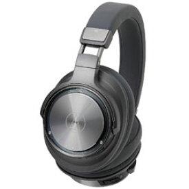 audio-technica(オーディオテクニカ) ブルートゥースヘッドホン 密閉型 Sound Reality ATH-DSR9BT[マイク付]【ハイレゾ音源対応】 ATHDSR9BT