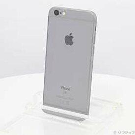 【中古】Apple(アップル) iPhone6s 128GB スペースグレイ NKQT2J/A SIMフリー【-ud】