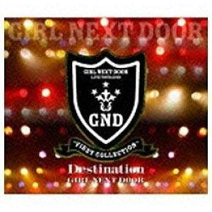 エイベックス・エンタテインメント GIRL NEXT DOOR/Destination 通常盤 ジャケットB(DVD付) 【CD】 [GIRL NEXT DOOR /CD] ガールネクストドアデスティネイショ
