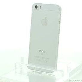 【中古】Apple(アップル) iPhone SE 32GB シルバー MP832J/A Y!mobile【-ud】