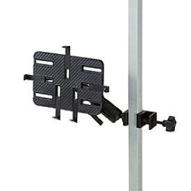 SANWA SUPPLY(サンワサプライ) タブレット用[7〜11インチ] 支柱取り付け用ホルダー 2関節 CAR-SPHLD3 CARSPHLD3