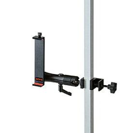 SANWA SUPPLY(サンワサプライ) タブレット用[7〜11インチ] 支柱取り付け用ホルダー 2関節・アルミ製 CAR-SPHLD6 CARSPHLD6