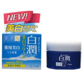 ロート製薬 【肌研(ハダラボ)】白潤薬用美白クリーム(50g)