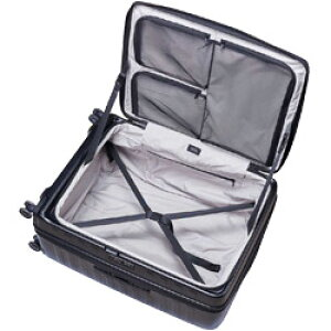 LOJEL スーツケース 120L(130L) CUBO ブラック N-Cubo-LL [TSAロック搭載] CUBONLLBK
