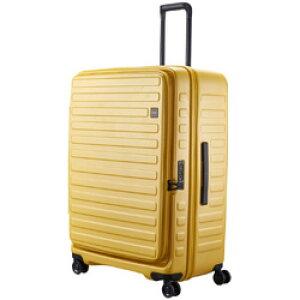 LOJEL スーツケース 120L(130L) CUBO マスタード N-Cubo-LL [TSAロック搭載] CUBONLLMS