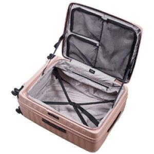 LOJEL スーツケース 120L(130L) CUBO ローズ N-Cubo-LL [TSAロック搭載] CUBONLLRO