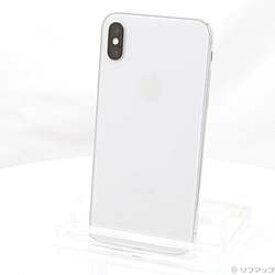 【中古】Apple(アップル) iPhoneX 64GB シルバー NQAY2J/A SIMフリー【291-ud】