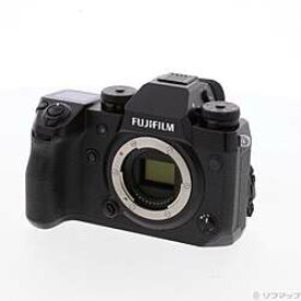 【中古】FUJIFILM(フジフイルム) FUJIFILM X-H1 ボディ【291-ud】