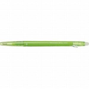 パイロット [ゲルインキボールペン] フリクションボールスリム038 (ノック式消えるボールペン)(インキ色:ライトグリーン) LFBS-18UF-LG LFBS18UFLG