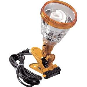 ハタヤリミテッド 軽便蛍光灯ランプ 単相100V 23W 電線5m 黄色 KF23Y KF23Y