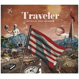ポニーキャニオン Official髭男dism / Traveler(初回限定Live Blu-ray盤) 【CD】