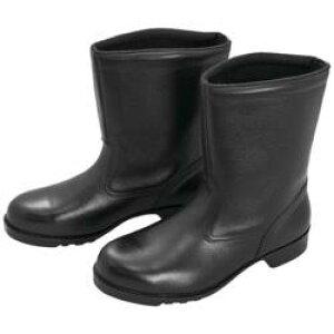 ミドリ安全 ミドリ安全 ゴム底安全靴 半長靴 V2400N 25.5CM V2400N-25.5 V2400N255